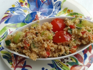 hemp couscous