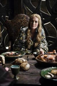 Dinning like Cersei