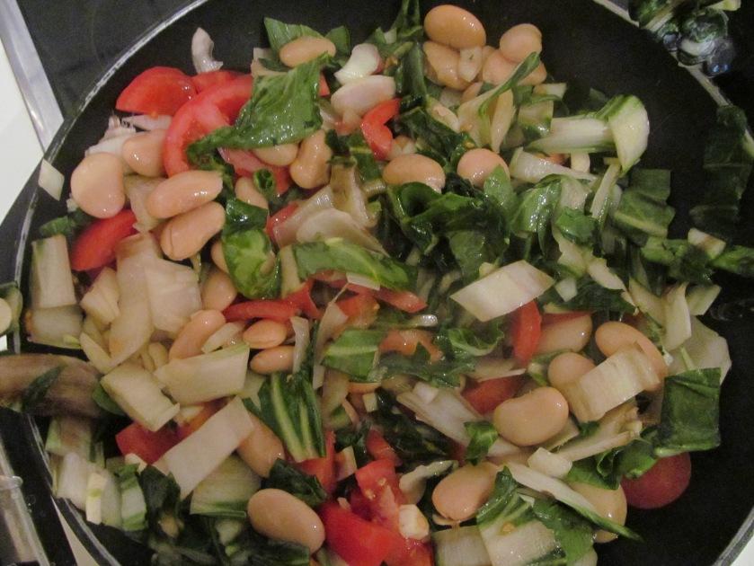 Mangold wok
